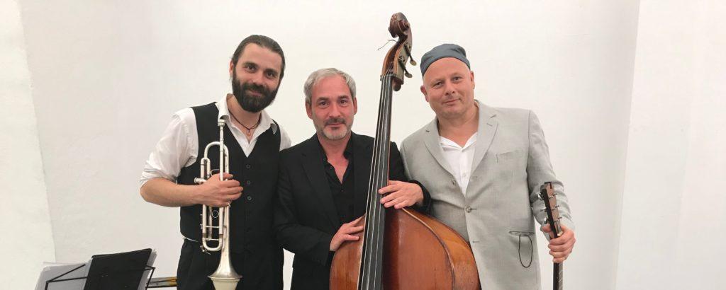 mueckenheimer trio mit Vit Polak & Thomas Koch