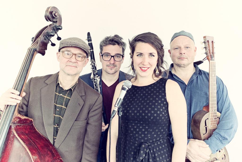 mueckenheimer quartett mit Polina Borissova